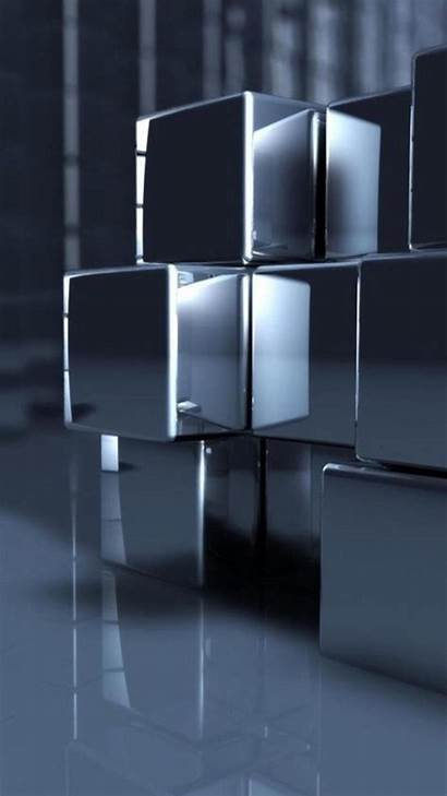 Iphone Abstract 3d Wallpapers Cubes Business Plus