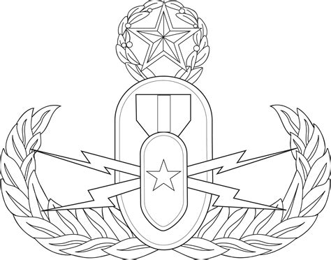 eod badge master crab explosive tech force air ordnance navy vector clipart mom military svg army disposal bomber cliparts mad