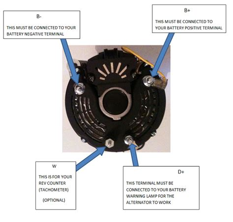 Volvo Penta Amp Marine Alternator