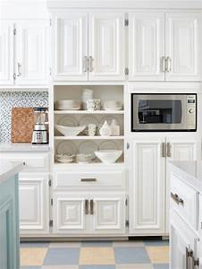 13 almost free kitchen updates hgtv With kitchen colors with white cabinets with sticker text app