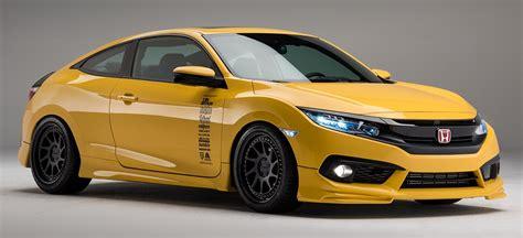Modifikasi Honda Civic by Honda Civic Dengan Modifikasi Muncul Di Sema Image 573476