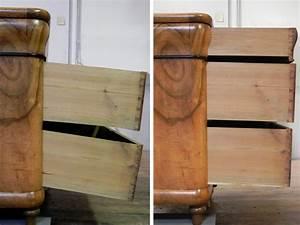 Furnierte Tischplatte Restaurieren : schubladen restaurieren abgenutzte laufbereiche ebeniste ~ Yasmunasinghe.com Haus und Dekorationen