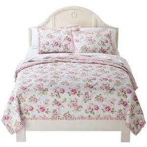 simply shabby chic 174 garden rose bedding collection target