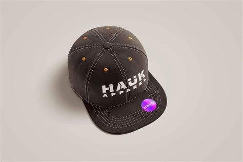 Includes special layers and smart objects for your creative works. Free Trucker Cap Mockup | Mockuptree
