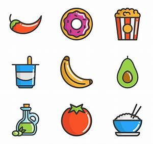 137 nutrition icon packs - Vector icon packs - SVG, PSD ...