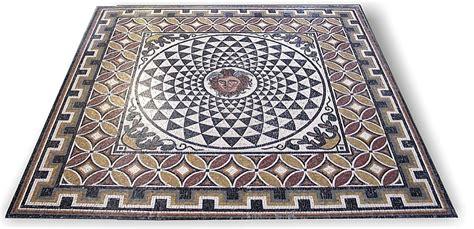 il mosaico romano storia  tecniche  produzione