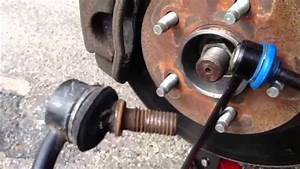 Sway Bar Link Repair