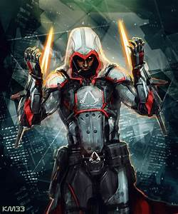Assassin's Creed IX Future Warrior