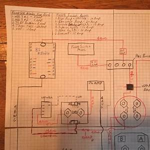 Critique My Wiring Diagram - Started Wiring Today