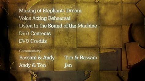 Elephants Dream » Archive » Progress Update