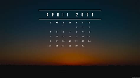 april  calendar hd wallpapers   calendar