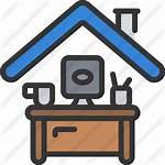 Office Icon Icons Premium Oficina Casa Furniture