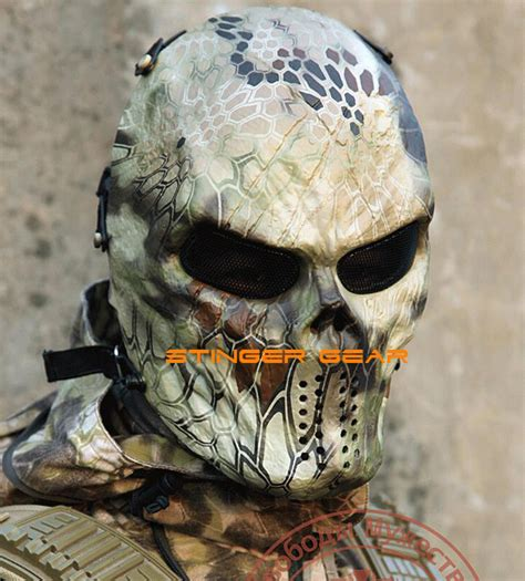 Cool Airsoft Masks Promotion Shop For Promotional