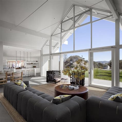 Barns Homes by 19 Beautiful Barn Homes With Contemporary Style