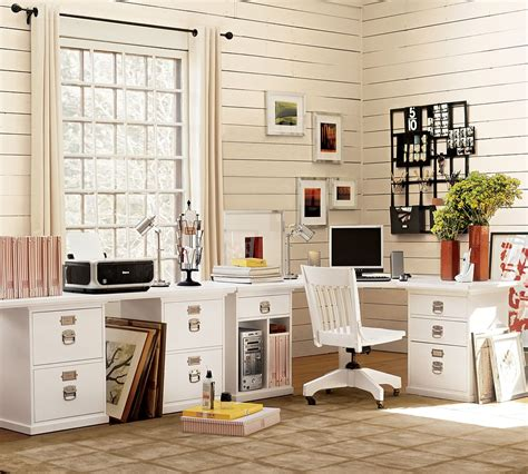 pottery barn office a month by month plan to get your home storage organized