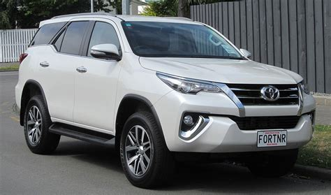 Toyota Car : Toyota Fortuner