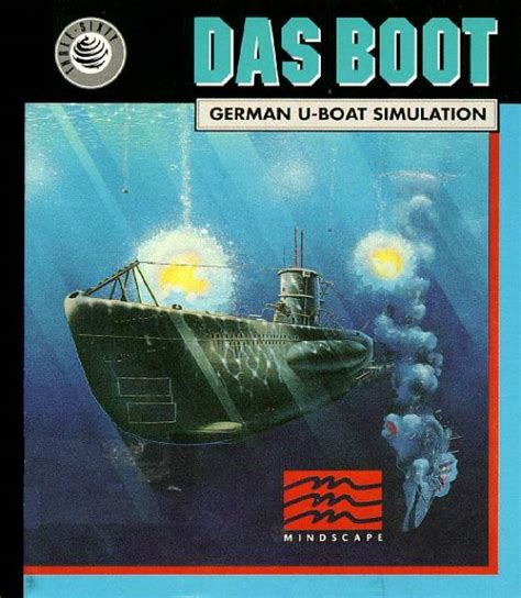 U Boat Game by Das Boot German U Boat Simulation Game Giant Bomb