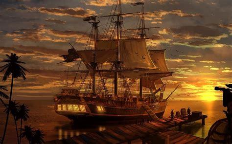 Barco Pirata Hd by Barco Pirata Fondos De Pantalla Gratis