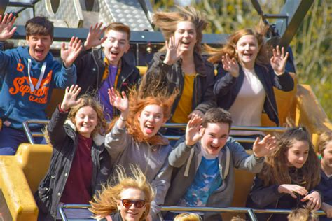 Teacher Preview Day for School Trips | Alton Towers Resort