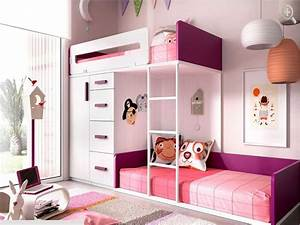 Lit Fille Ikea : ikea chambre ado fille chambre ikea ado rangement a ~ Premium-room.com Idées de Décoration