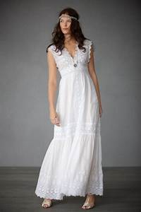 the perfect wedding gowns for each season rustic wedding With casual rustic wedding dress