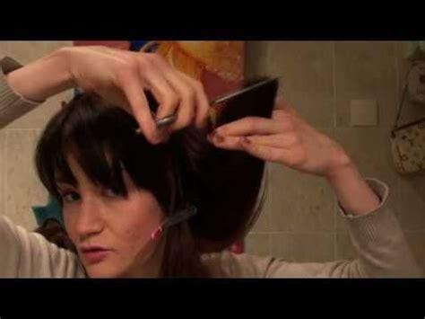 comment se faire un carre soi meme comment se d 233 grader les cheveux soi meme