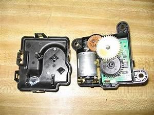 Ram Tip - Blend Door Actuator