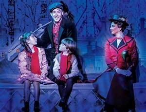 Mary Poppins is coming to Birmingham...but where are the ...