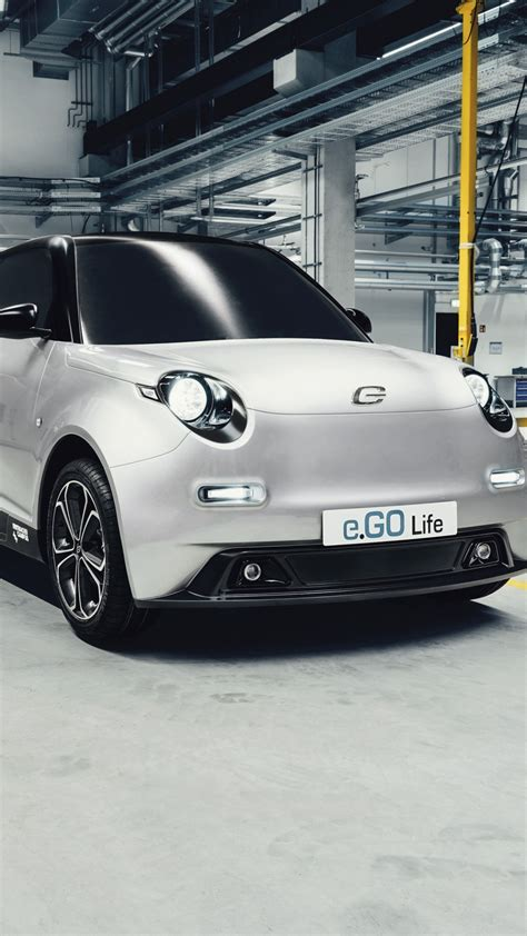 wallpaper ego life electric cars concept eco friendly
