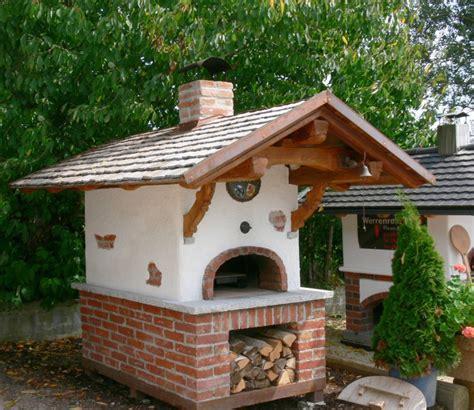 Grill Brotbackofen Binataler  Rottaler Holzöfen Ihr