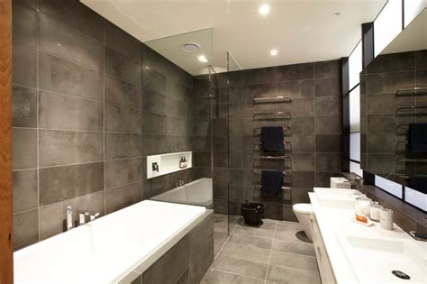 tile and warehouse richmond warehouse conversion industrial bathroom