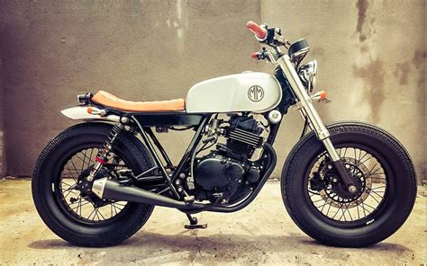 250cc Suzuki Motorcycle by Suzuki Gsx 250 Brat Style Malamadre Motorcycles Cars