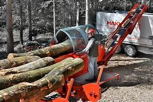 Easy 50s Firewood Processor