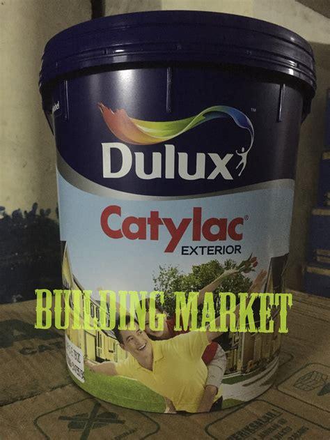 Jual Cat Tembok Dulux Catylac 5 Kg Exterior Ready Mix di