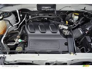 2003 Ford Escape Xls V6 4wd Engine Photos