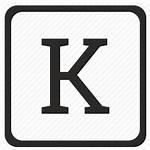 Icon Letter Uppercase Keyboard Latin Icons Windows