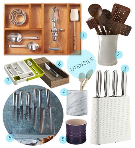 kitchen organization tools 40 great kitchen organizing tools design sponge 2370