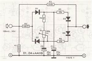 audio compander circuit With images mini audio compressor schematic mini audio compressor schematic