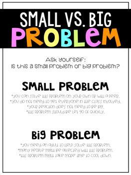 small problem  big problem  jordan dunagan