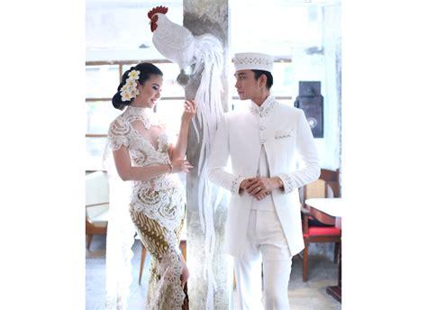 Beskap Bridal Model Jas model baju akad nikah islami gambar islami