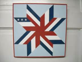 Patriotic Barn Quilt Patterns