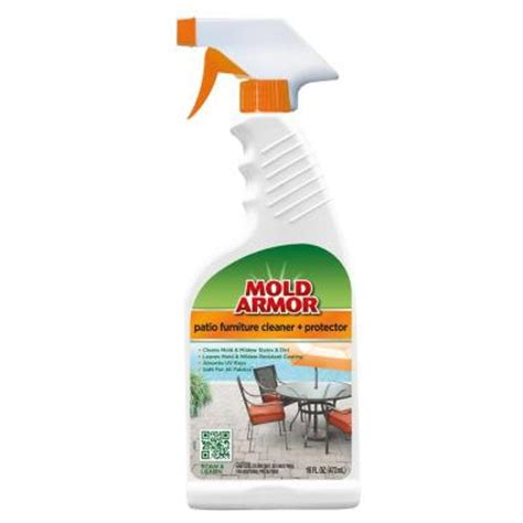 mold armor 16 oz patio furniture cleaner and protector