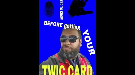 The twic program provides employees with biomedical identification cards that grant them access to ships, cargo. Things you need to know before getting your TWIC card - YouTube