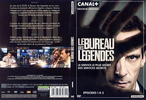 le bureau saison 1 jaquette dvd de le bureau des légendes saison 1 dvd 1