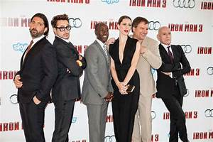 Gallery For > Iron Man Cast