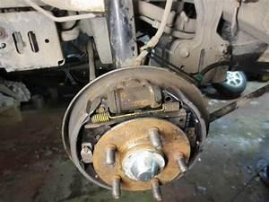 Rear Brake Assembly