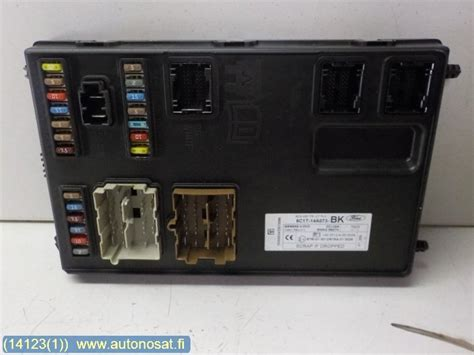Electricity Fuse Box by Fuse Box Electricity Central 6c1t 14a073 Bk Ford
