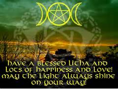 Litha Blessing   Pagan...