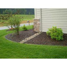 mulch   flagstone path beautiful mulch designs pinterest mulch landscaping
