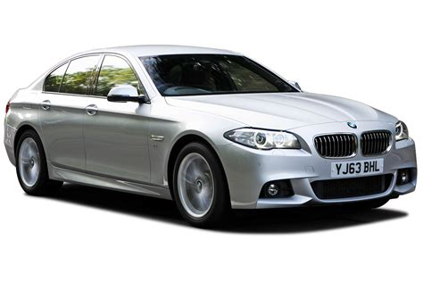 BMW Car : Bmw 5 Series Saloon Video